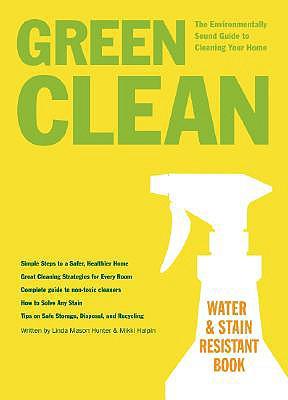 Green Clean By Hunter, Linda Mason/ Halpin, Mikki